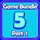5 Games Bundle #01 - CodeCanyon Item for Sale