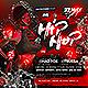 Hip Hop Party Flyer - GraphicRiver Item for Sale