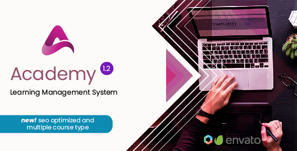 Academy - Course Based Learning Management System - CodeCanyon Item for Sale