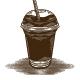 Smoothie Drink Vintage Logo - GraphicRiver Item for Sale