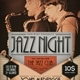 Live Jazz Flyer / Poster Vol 4 - GraphicRiver Item for Sale
