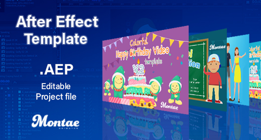 After Effect Template