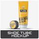 Tube Shoe Polish Mock-Up - GraphicRiver Item for Sale