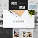 Minimalis Powerpoint Template - GraphicRiver Item for Sale