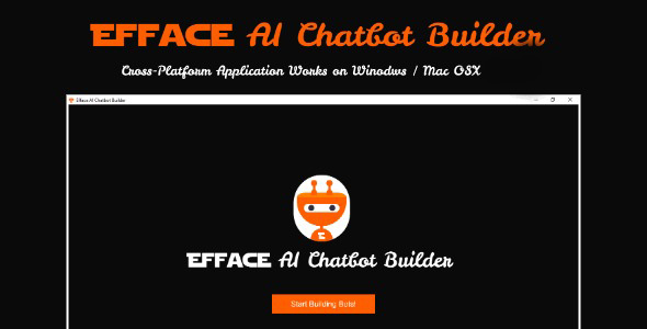 Efface AI Chatbot Builder - Wordpress Chatbot Builder - CodeCanyon Item for Sale