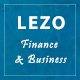 Lezo Finance & Business HTML Template - ThemeForest Item for Sale