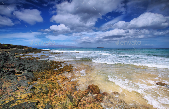 Little Beach Of Makena Beach State Park