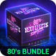 80s Text Effects Bundle - GraphicRiver Item for Sale