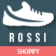 Rossi - Sports Shopify Theme - ThemeForest Item for Sale