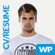 GentleMan- vCard & CV Resume WordPress Theme - ThemeForest Item for Sale
