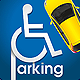 Car Disabled Parking Sign - GraphicRiver Item for Sale