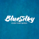 BlueSilky Typeface - GraphicRiver Item for Sale