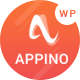 Appino - WordPress Mobile App Landing Page