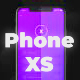 Phone XS Mockup - Full Kit - VideoHive Item for Sale