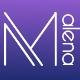 Malena - Creative Portfolio Template - ThemeForest Item for Sale