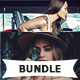 5 IN 1 Photoshop Actions Bundle - GraphicRiver Item for Sale