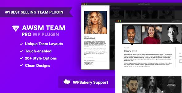 The Team Pro - Team Showcase WordPress Plugin Free Download   Nulled