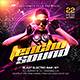 Techno Sound Flyer - GraphicRiver Item for Sale