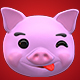 Emoji v1 - Pig Animation Kit - VideoHive Item for Sale