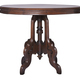 Elegant antique Victorian side table made of walnut - PhotoDune Item for Sale