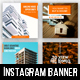 Instagram Social Media Pack - GraphicRiver Item for Sale