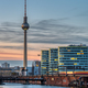 The famous Television Tower and the river Spree - PhotoDune Item for Sale