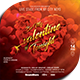 Be My Valentines Tonight - GraphicRiver Item for Sale