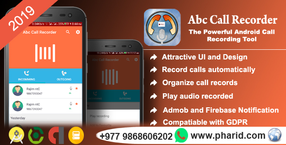 Download] Abc Call Recorder Nulled