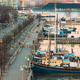 Helsinki, Finland. View Of Pohjoisranta Street And Ships, Boats - PhotoDune Item for Sale