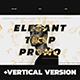Elegant Trap Promo - VideoHive Item for Sale
