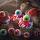 Halloween cupcakes with sweet eyes - PhotoDune Item for Sale