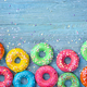 Colorful donuts - PhotoDune Item for Sale