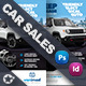 Car Sales Bundle Templates - GraphicRiver Item for Sale