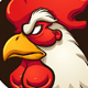 Angry Rooster - GraphicRiver Item for Sale