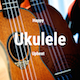Ukulele Happy Fun Quirky Energetic