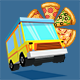 Pizza Delivey + Heyzap + Android + buildbox+ Easy to Reskin