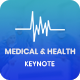 Medical & Health Keynote Template 2019 - GraphicRiver Item for Sale