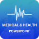 Medical & Health Powerpoint Template 2019 - GraphicRiver Item for Sale