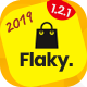 Flaky - A Responsive WooCommerce Theme for Online Shopping Websites - ThemeForest Item for Sale