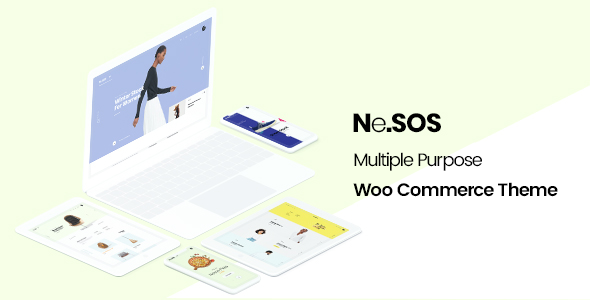 NeSOS - Multipurpose WooCommerce WordPress Theme