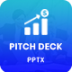 Adoda - Business Pitch Deck Powerpoint - GraphicRiver Item for Sale