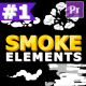 Dynamic Smoke Elements Pack - VideoHive Item for Sale