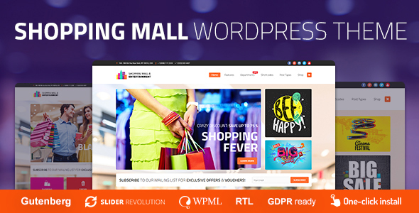 Shopping mall entertainment center and business for Design on line outlet