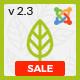 Landscapist - Lawn & Landscaping Joomla Template - ThemeForest Item for Sale