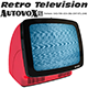 Rertro Television - 3DOcean Item for Sale
