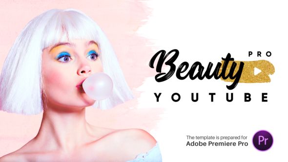 Beauty Pro – Youtube Pack | Premiere Pro