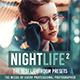 5 NightLife - Lightroom Presets - GraphicRiver Item for Sale
