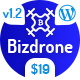 Bizdrone | Multipurpose WordPress Theme - ThemeForest Item for Sale