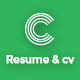 Cverto - Personal resume, portfolio & vcard script - CodeCanyon Item for Sale
