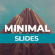 Minimal Presentation Slides - VideoHive Item for Sale